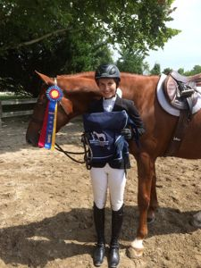 Zazou Junior Hunter Champion
