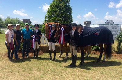 Aiken Spring Classic Circuit Champions